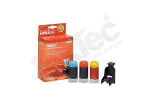 KIT DE RECARGA CANON CL-41, CL-51 COLOR